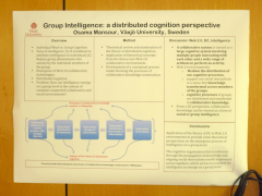 Group Intelligence: a distributed cognition perspective